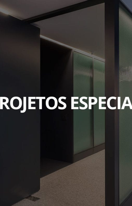 Projetos Especiais