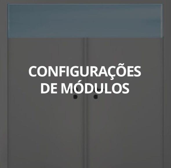Configurações de módulos