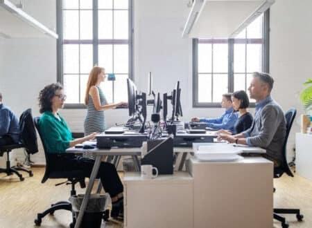 ambiente empresarial e produtividade div design