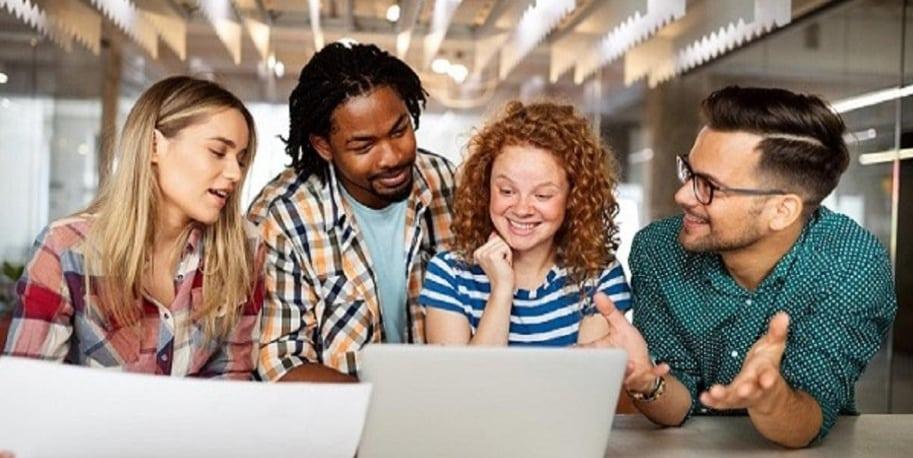 ambiente planejado produtividade equipes trabalho
