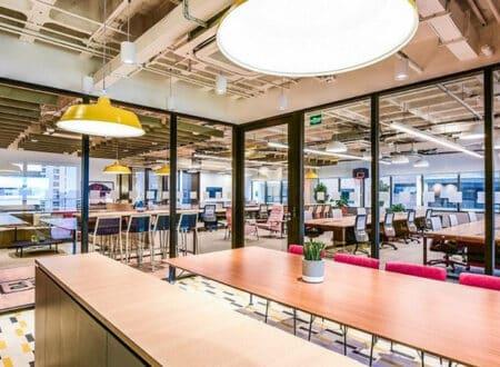 melhorar ambiente de trabalho com divisórias div design